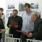 Karjalassa kiitettiin työnsä päättäneitä kirkkoherroja