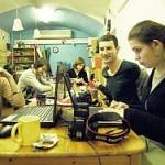 Nuoret opettelivat mediataitoja Pietarissa