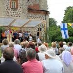 Hengelliset kesäpäivät Kupanitsassa