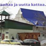 Kazanin kirkkohanke edistyy