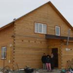 Uusi Puolimatkan koti vihittiin Novosibirskissä