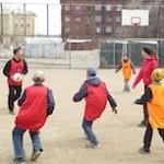Liikunnan iloa Itä-Siperiassa