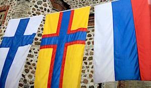 Inkerinmaan lippu