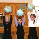 Kontupohjassa seurakunnan 25-vuotisjuhla