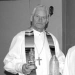 Piispa Leino Hassinen on kuollut