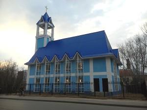kazanin kirkko