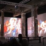 Michelangelo hurmaa Pyhässä Annassa