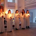 Pyhän Marian joulunajan tilaisuudet