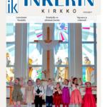 Uusi Inkerin Kirkko -lehti ilmestyi