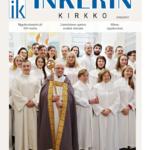 Uusi Inkerin Kirkko -lehti kertoo rippikoulusta