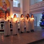 Joulukuun ohjelmaa Pyhässä Mariassa