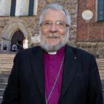 Piispa Kuukauppi arkkipiispa Luoman virkaanasettamisjuhlassa