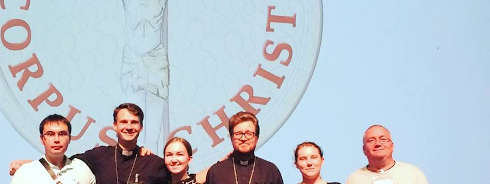 Corpus Christi -konferenssi Prahassa