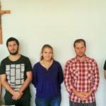 Teologisen instituutin uudet opiskelijat 2018