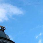 Pietarin Pyhän Annan kirkko sai torniristin