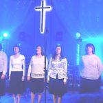 Lauluryhmä Elävä vesi esiintyi Kazanissa