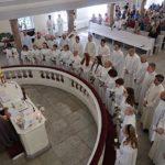 Uusia jäseniä seurakuntiin