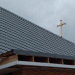 Murmanskin kirkon katolle risti