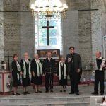 Hengellisen musiikin festivaali Skuoritsassa