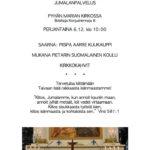 Itsenäisyyspäivän jumalanpalvelus Pyhän Marian kirkossa