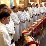 12 uutta diakonia Inkerin kirkkoon