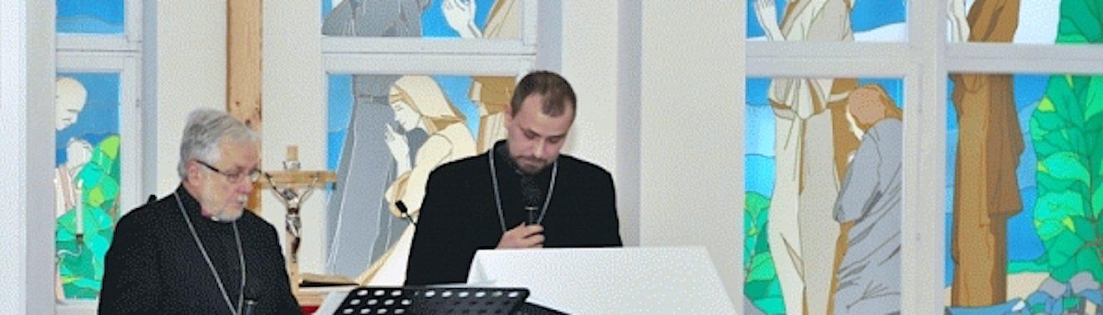 Petroskoin luterilaisen seurakunnan uudelleenrekisteröinnistä 50 vuotta