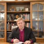 Piispa Laptev pandemiasta