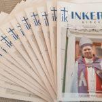 Inkerin kirkko -lehti on taas ilmestynyt