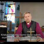 Piispa Laptevin puheenvuoro Kylväjän kesäpäivillä (tekstitetty)