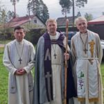 Pappisvihkimys Lugassa