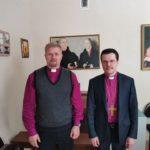 Piispat Laptev ja Brauer tapasivat Moskovassa