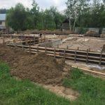 Lisäsiiven betonityöt aikataulussa