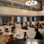 Uuden kirkolliskokouksen kokoonpano vahvistetaan ensi perjantaina