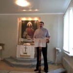 Tämän viikon esirukouskohde on Novye Burasyn Pyhän Paavalin seurakunta