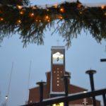 Joulutervehdys Inkerin kirkosta