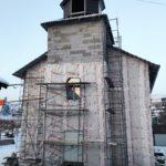 Kirkonrakentaminen etenee Ulan Udessa
