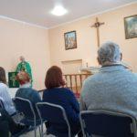 Muistetaan Shjokinon Kristuksen syntymän seurakuntaa