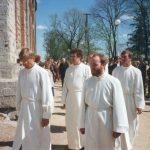 Kupanitsan pappisvihkimys 19.5.1991