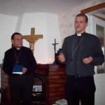 Vankien puolimatkankoti siunattiin Novosibirskissä