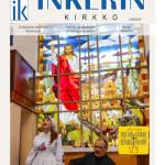 Uusi Inkerin Kirkko -lehti on ilmestynyt